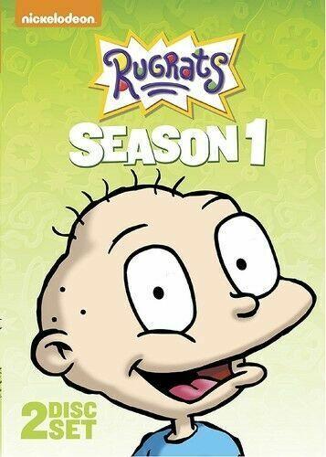 Dvd Rugrats : rugrats, Rugrats:, Season, (DVD,, 2017,, 2-Disc, Online