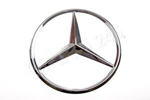 Genuine Front Grille Emblem Star Mercedes W447 W216 X204