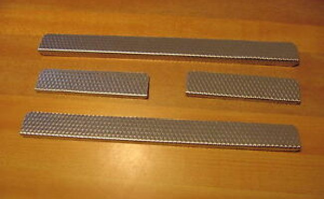 Running Boards For Doepke Fire Truck Aerial Ladder Model