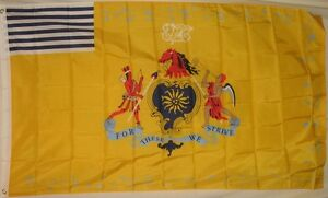 Philadelphia Light Horse Company Flag 3x5 ft First Troop
