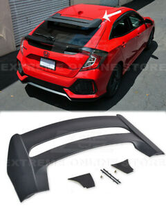 Honda Civic 2008 Spoiler : honda, civic, spoiler, MUGEN, Style, Spoiler, 16-Up, Honda, Civic, Hatchback