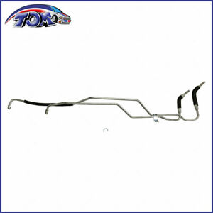Transmission Oil Cooler Line Hose Assembly For Ford F-250