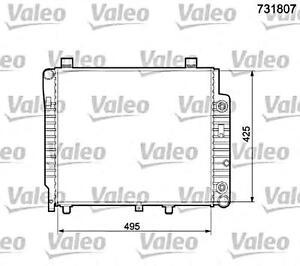 VALEO Engine Cooling Radiator Fits MERCEDES W210 W202 S202