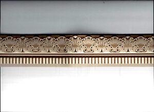 WALLPAPER MINI BORDER CHAIR RAIL DOLL HOUSE ARCHITEDTURAL