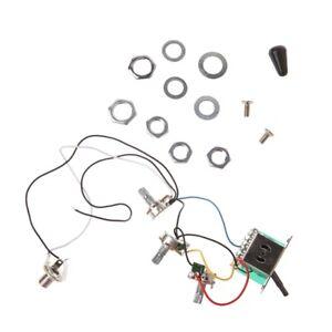 A500K B500K 5 Ways Switch Prewired Circuit Wiring Harness