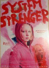 SYSTEMSPRENGER - Orig.Kino-Plakat A1 - Helena Zengel - gerollt