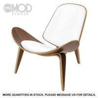 Mid Century Danish Chair Modern Accent Plywood Chair ...