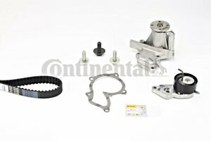 CONTITECH Timing Belt + Pulley Water Pump KIT For FORD