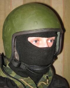 ORIGINAL RUSSIAN NPP-CLASS SPETSNAZ Bulletproof Helmet ZSH-1 FSB SOBR MVD | eBay