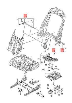 Genuine AUDI A3 S3 Sportback Lim. quattro. Sportb. Sundry