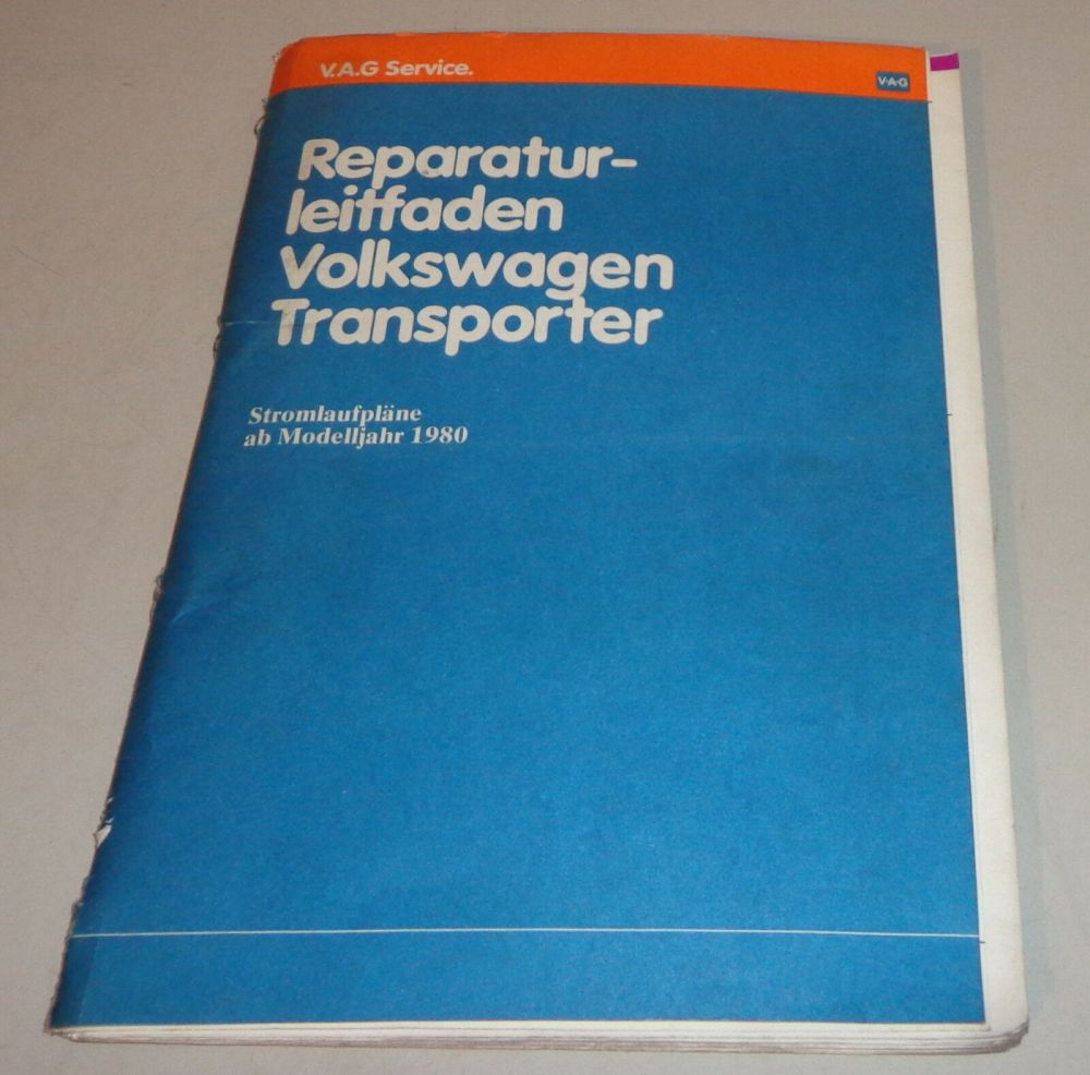 medium resolution of workshop manual volkswagen vw transporter bus t3 circuit diagrams mj 1980 1985