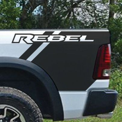Decal Graphics Mods Ram Rebel Mods