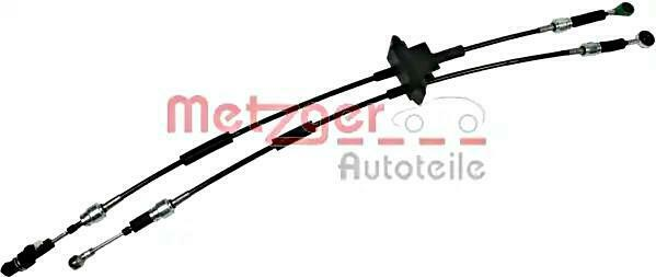 METZGER Manual Transmission Cable For FIAT 500 Panda 03-11