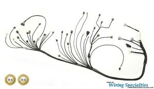 Wiring Specialties Pro Engine Tranny Harness for R33