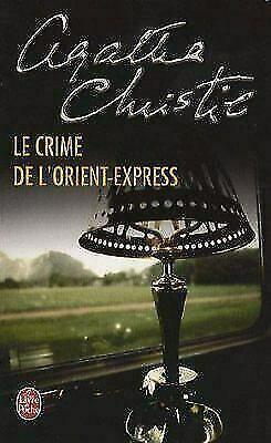 Le Crime De L'orient Express Livre : crime, l'orient, express, livre, Crime, L'Orient-Express, Christie, Agatha, (2001,, Paperback), Online