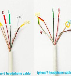 4pcs gold 3 pole 3 5mm male stereo earphone headphone jack plug soldering spring wiring diagram as well 3 5mm 4 pole male repair headphone jack plug [ 1600 x 1322 Pixel ]