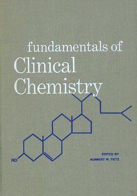 Fundamentals of Clinical Chemistry 9780721688664 | eBay