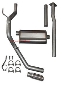 fits 09 14 ford f150 catback exhaust