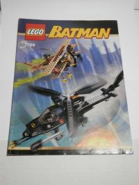 LEGO LEGOS - One INSTRUCTION BOOK for Lego Set # 7786 THE ...