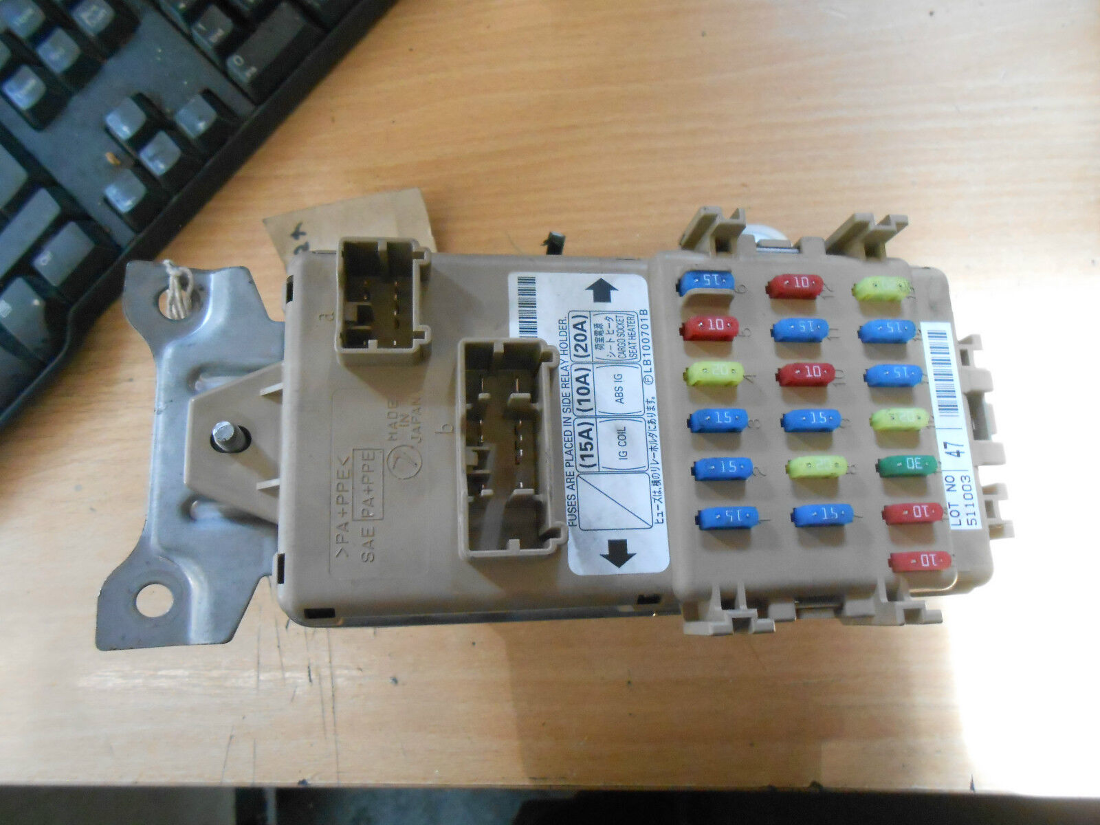 hight resolution of subaru impreza gd gg 2006 wrx interior under dash dashboard fuse box