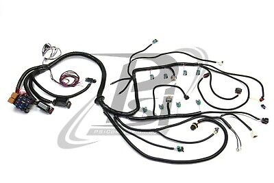 VORTEC WIRING HARNESS FOR GEN IV DRIVE BY WIRE 4.8L/5.3L/6