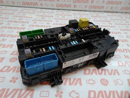 small resolution of opel vauxhall astra h zafira b fuse box relay control module unit 13206758