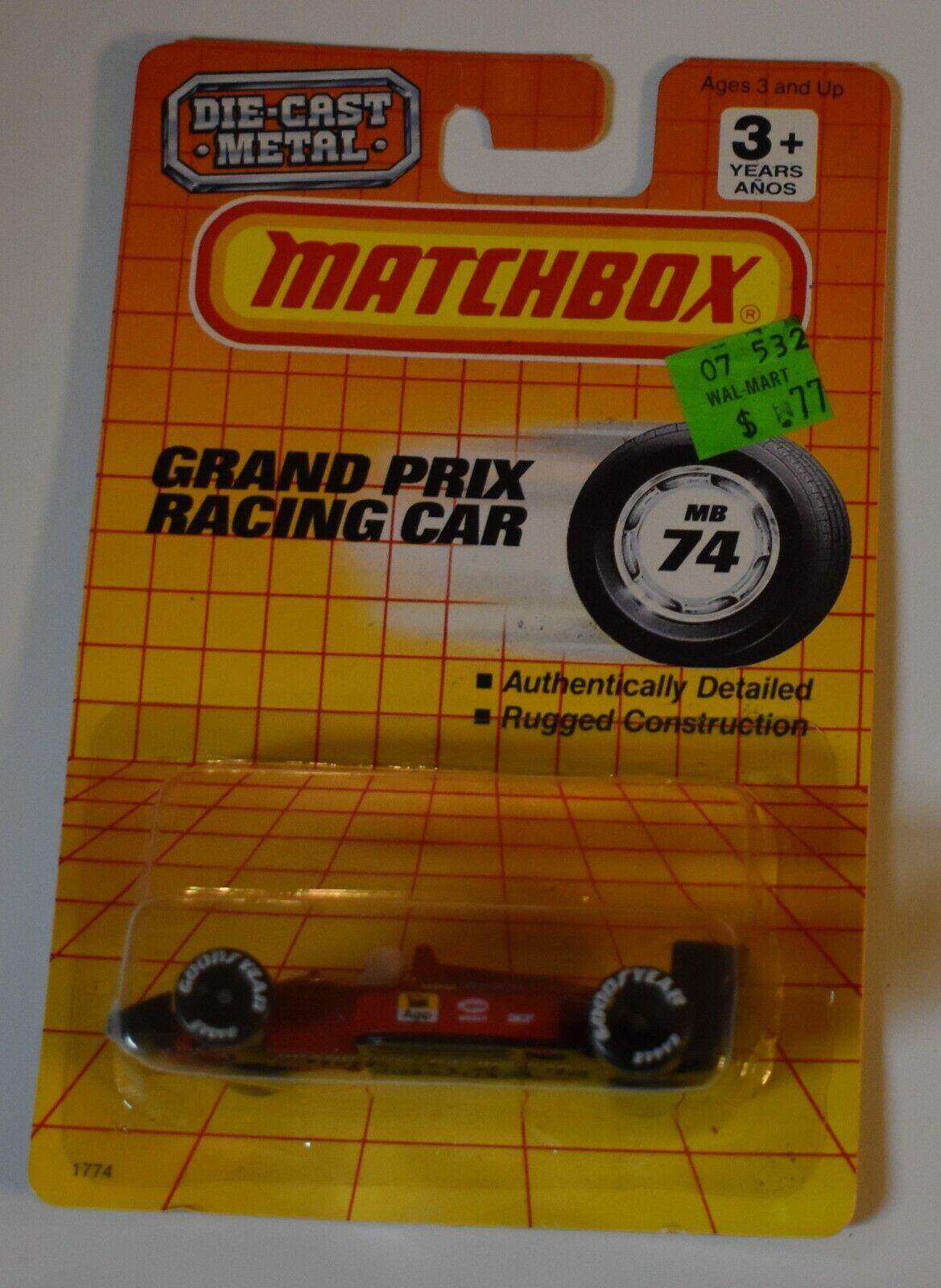 74 Grand Prix : grand, Matchbox, Grand, Racing, Thailand, Mansell), Online