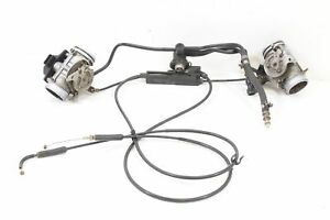 2001 BMW R1150 GS R21 Throttle Body Set W Junction Box