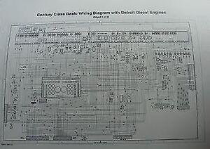 2000 Freightliner Century Wiring Diagram  WIRE Center