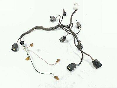 03 Kawasaki Vulcan 1600 VN1600 Ignition Coil Wiring Wire