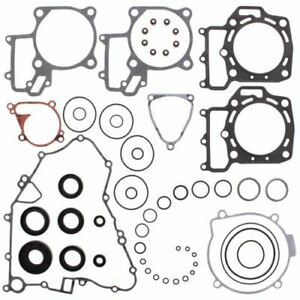 Winderosa 811881 Complete Gasket Kit w/ Seals for Kawasaki
