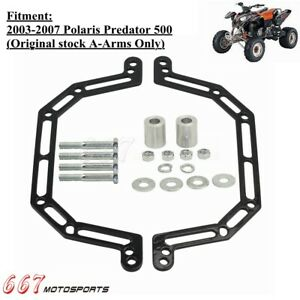 Fit For 2003-2007 Polaris Predator 500 Front 4 Inch
