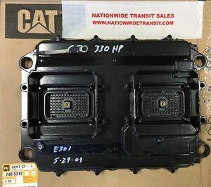 Fl70 Freightliner Engine Diagram Caterpillar Cat Mrap C7 70 Pin 330hp Engine Ecm Computer