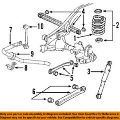 2005 Chevy Equinox Suspension Diagram Data Flow For Event Management System Rear Wiring Gm Oem Track Bar 22863710 Ebay Clutch Source Chevrolet