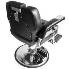 Electric Hydraulic Hair Styling Chairs Tio Easy Chair Salon Recline Barber Beauty