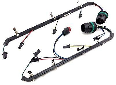6.4L Powerstroke Diesel Ford 6.4 Fuel Injector Wiring