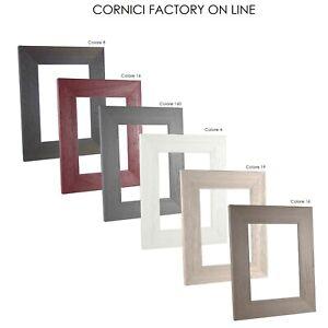 Se sei annoiata del solito muro bianco, crea delle stampe d'arredo su misura per il tuo muro. Cornici Legno 751 Da Parete Tavolo Moderne Colorate Bianco Nero Per Foto Stampe Ebay