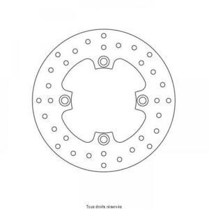 Brake Disc Rear Sifam For Kawasaki Motorcycle 600 Zx-6 R