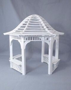 gazebo garden dollhouse
