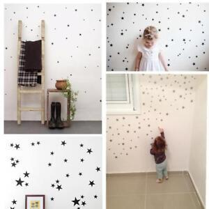 Vinyl Art Mural Wall Sticker Little Star Decal For Baby Kid Girl Room SS