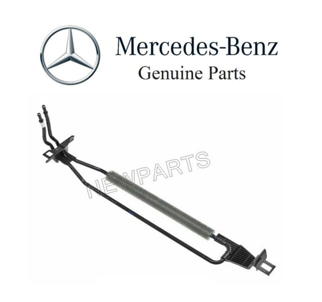 For Mercedes W211 W216 CLS-Class Cooling Pipe Power