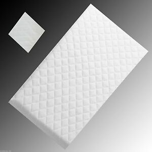 Image Is Loading Baby Extra Thick Travel Cot Mattress 95 X