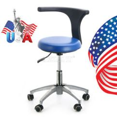 United Chair Medical Stool Container Store Office Us Dental Doctor Assistant Adjustable Height Mobile Image Is Loading