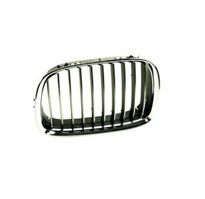 Genuine BMW E39 540i Driver Left Front Grille Grill