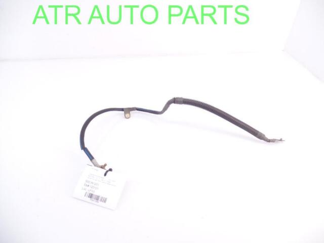 2001 2002 2003 Infiniti QX4 Negative Battery Cable wire
