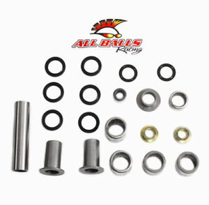 New All Balls Linkage Bearings + Seal Kit For The 2002