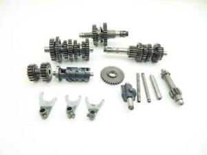 Yamaha Warrior 350 Transmission Gears Shafts Shift Drum