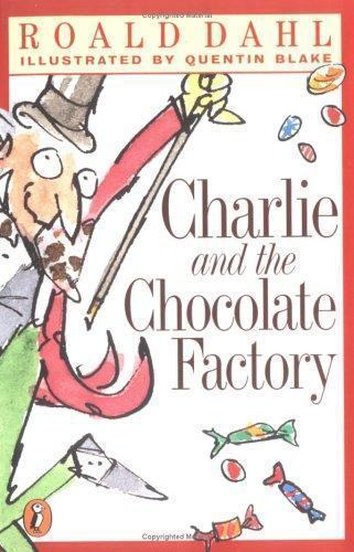 5 Favorite Children's Books of all Time   Charlie and the Chocolate Factory