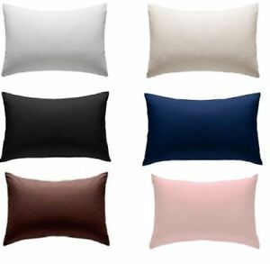 details about extra large polycotton king size pillow cases 20 x 36 1 pair