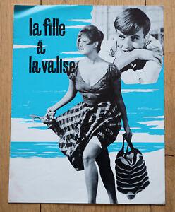 La Fille à La Valise : fille, valise, DOSSIER, PRESSE, CINÉMA, FILLE, VALISE, ZURLINI, CLAUDIA, CARDINALE